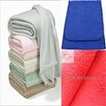 涤纶摇粒绒 毛毯面料 1