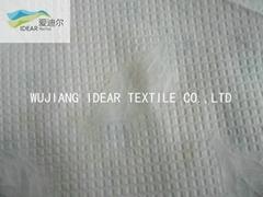 纯棉印花泡泡纱 服装面料