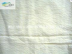 65%棉35%涤纶泡泡布 窗帘面料