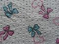 65%棉35%涤纶印花泡泡布 窗帘用料 2