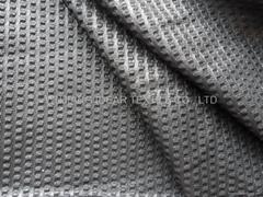 100%Polyester Seersucker Chiffon Fabric for Dress