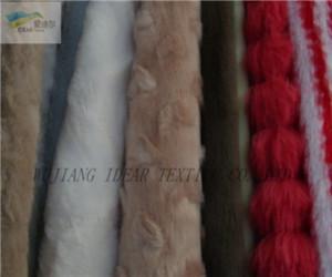 珊瑚绒布料 睡袍 居家袍面料 2