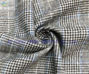Polyester Fake Woolen Fur Fabric  2