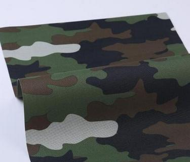 Camouflage Printed Oxford 2
