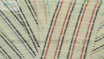 Jacquard Fabric Bonded With Cotton Fabric 2