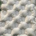 凹凸羽絨織物