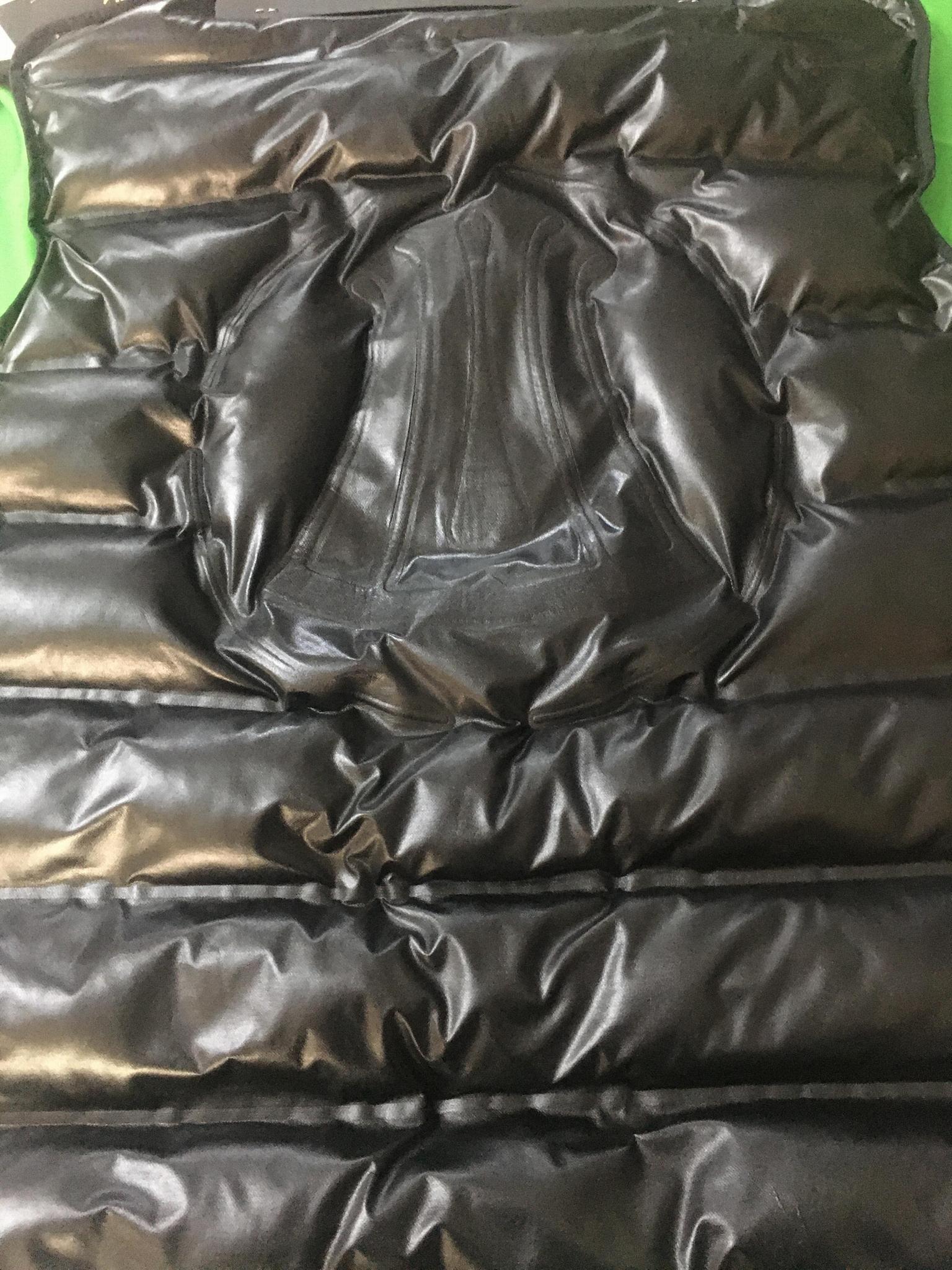 條紋羽絨織物 2
