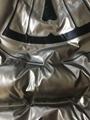 條紋羽絨織物 3