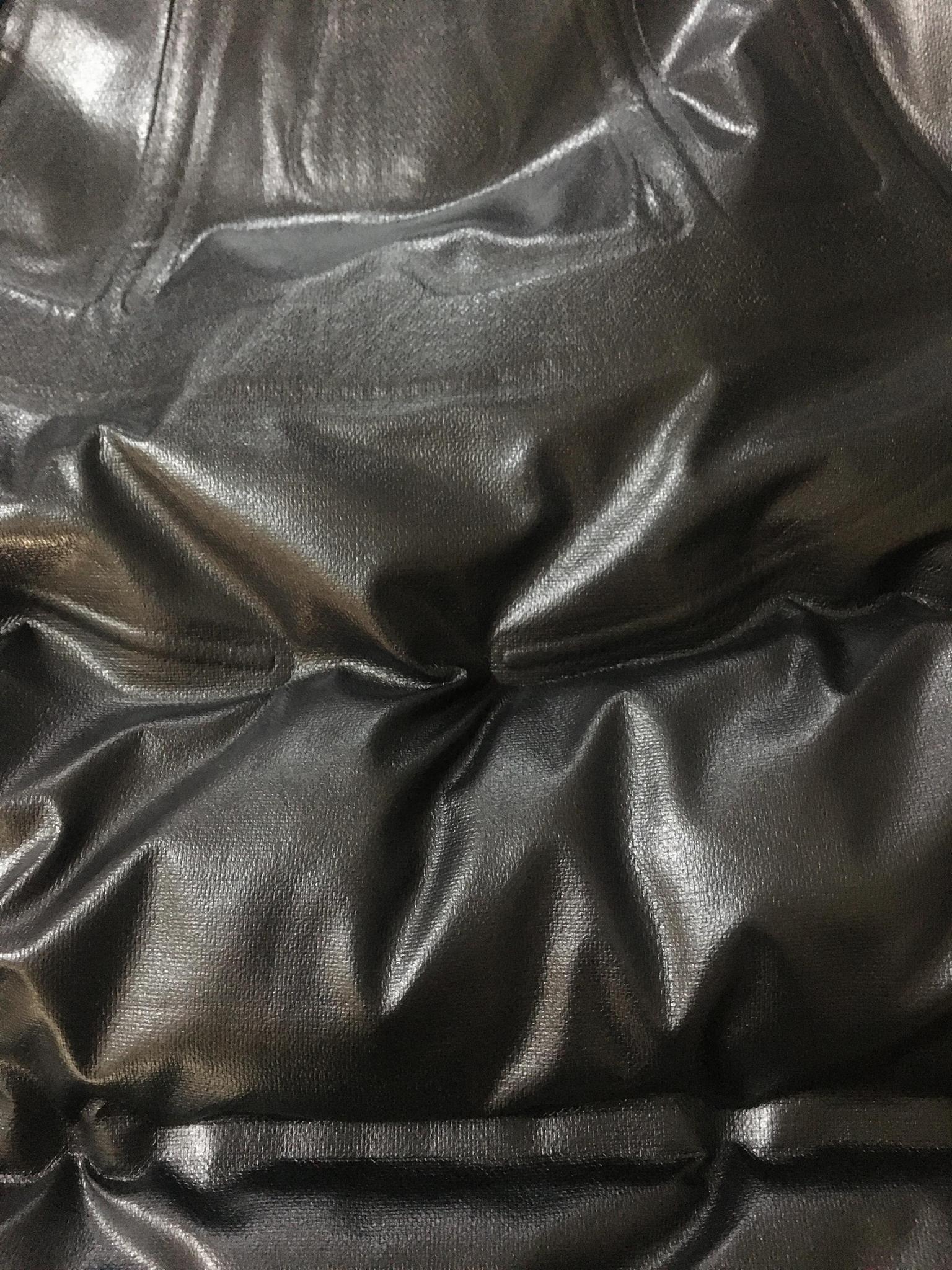 條紋羽絨織物 5