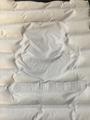 Custom channel down fabric
