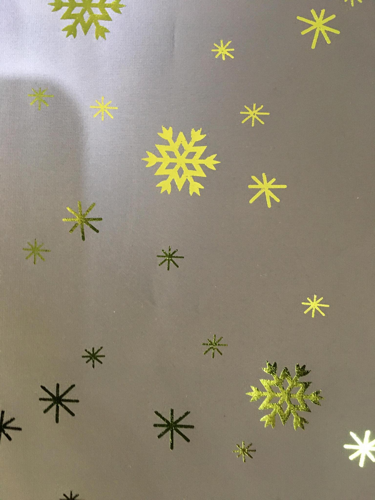 Star reflective fabric 2