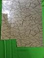 樹皮紋反光織物