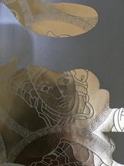 烫金反光织物
