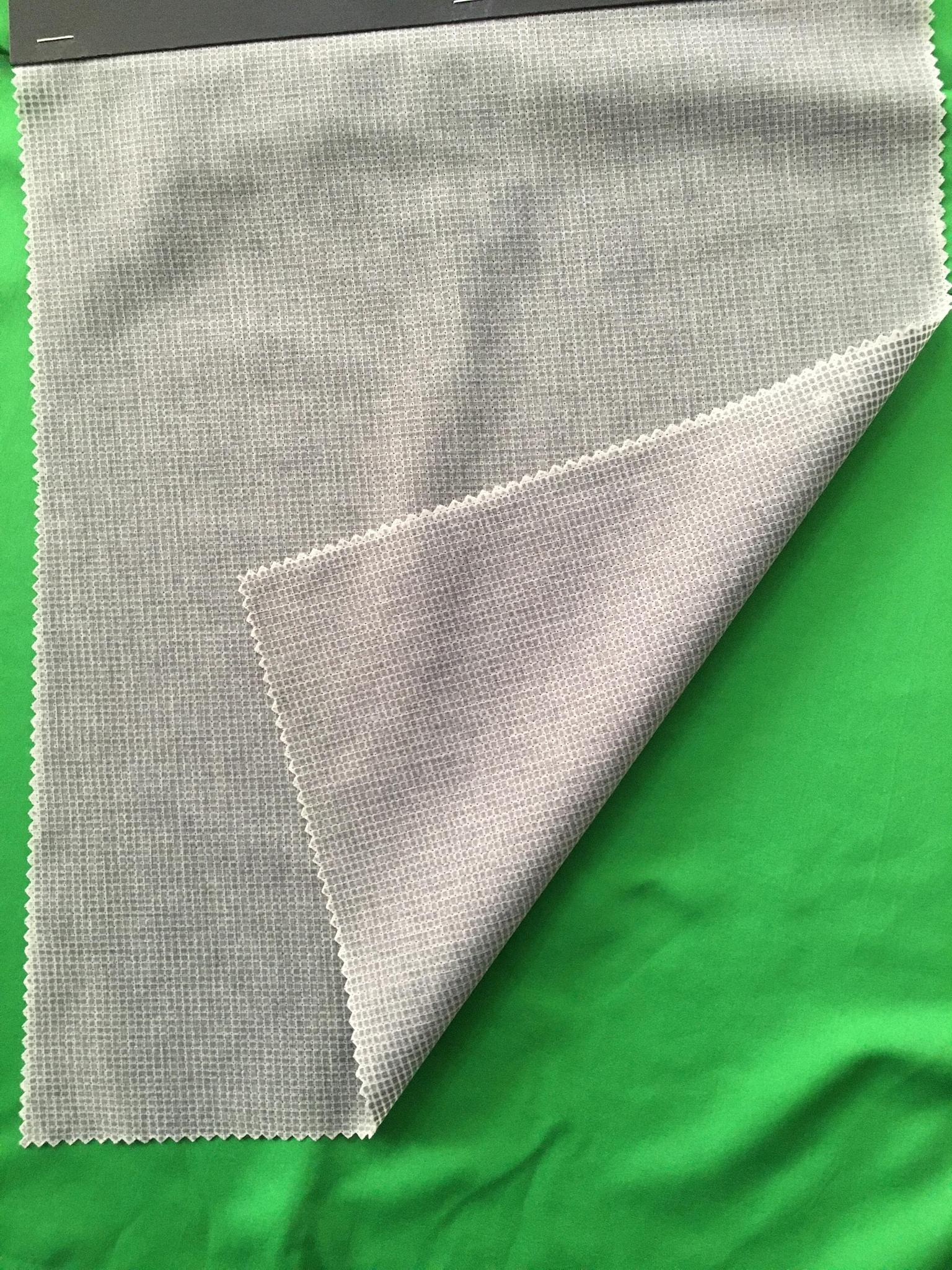 梭織網眼彈力織物 4