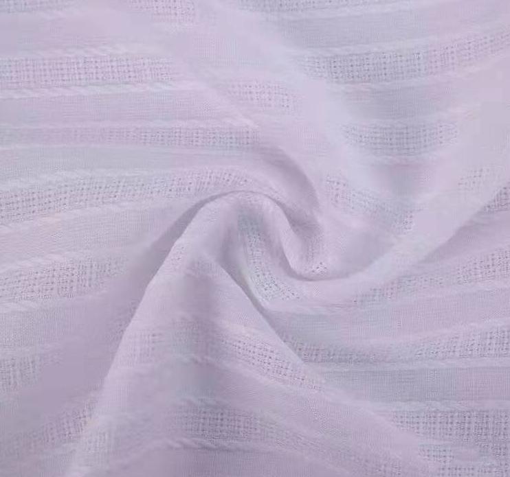 Pure Cotton Jacquard Fabric For Home Textile 5