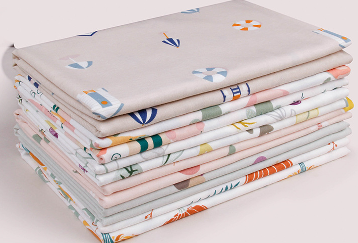 Printed 100% Cotton Twill Fabric 5
