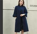 Duffel coat,faced woolen goods50%wool50%rayon 4