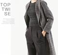 Duffel coat,Faced woolen goods70%wool30%polyester 5