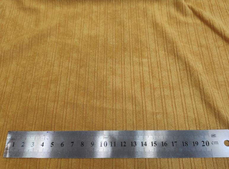 條紋麂皮絨 6