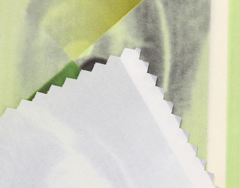 平紋印花桃皮絨 3