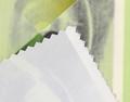 平纹印花桃皮绒 3