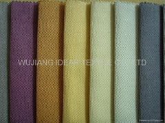 twill suede fabric