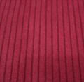 stripe suede fabric