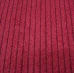 条纹麂皮绒