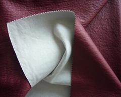 大象皮麂皮绒复合针织布