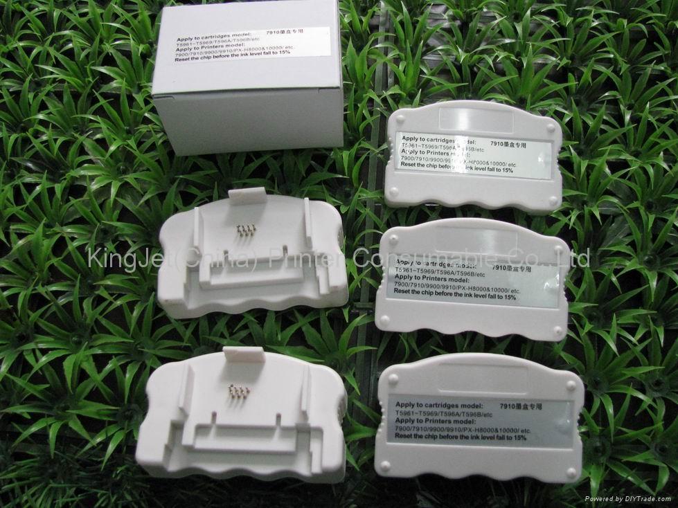 Chips Resetter For Epson Pro7900 9900 1