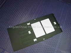 pvc card paper