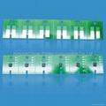 的日本御牧JV3 BS3 SS21系列打印机墨盒的自动芯片、  芯片 2