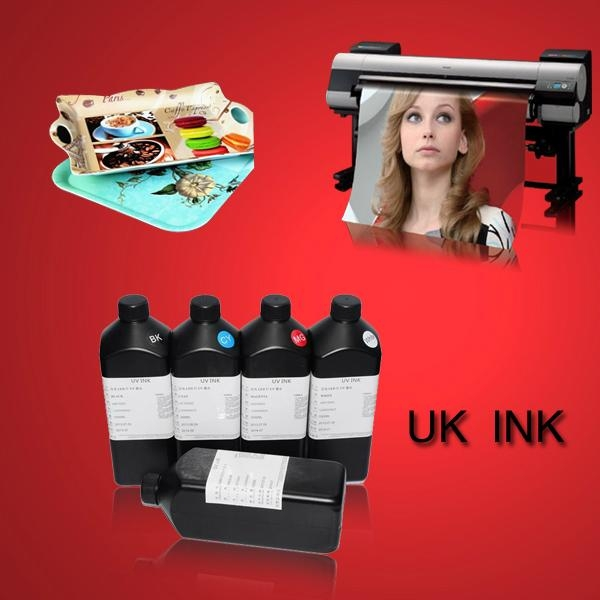 kingjet printer consumables high capacity ink for epson uv ink 2
