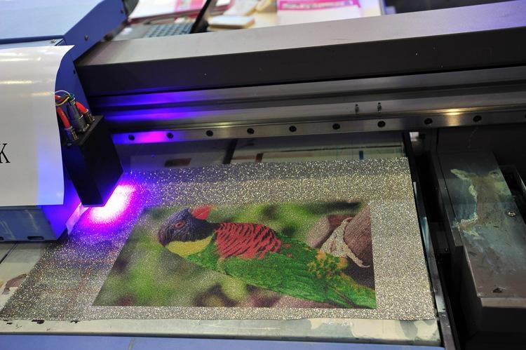 High color density UV Ink For Epson LED UV Flatbed Printer DX5/DX7 2