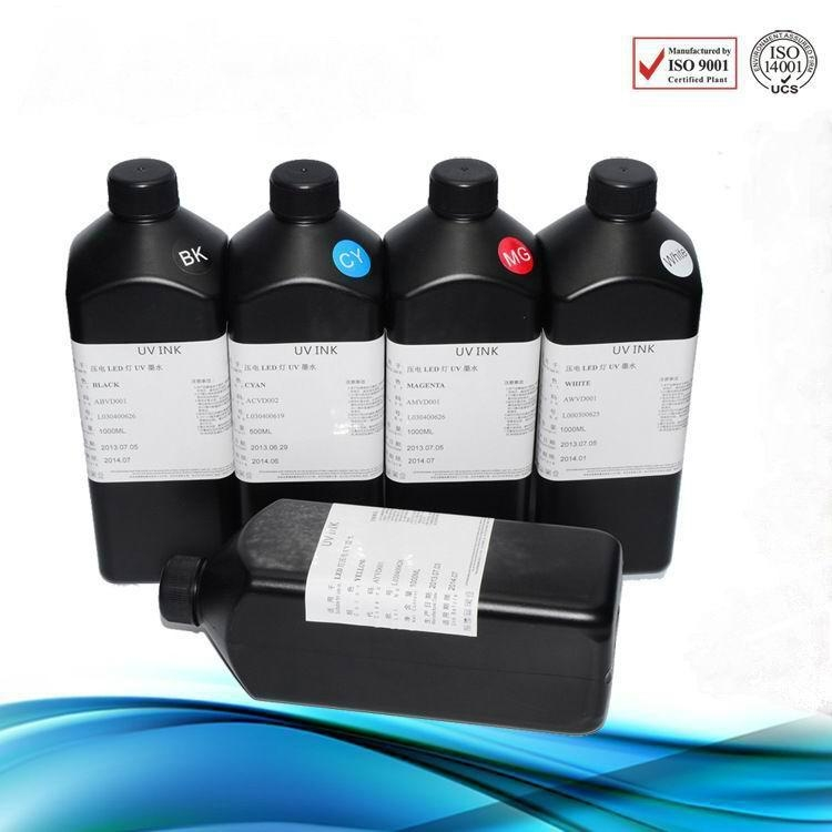 DongGuan kingjet UV ink for pvc foam 4