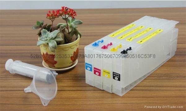 cartridge T6041CC for epson 7880 7800 9880 9800 inkjet printer 4