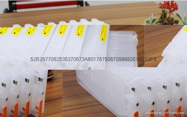 cartridge T6041CC for epson 7880 7800 9880 9800 inkjet printer 5