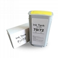 high quality direct from china inkjet cartridge for hp 72 70 printer 3