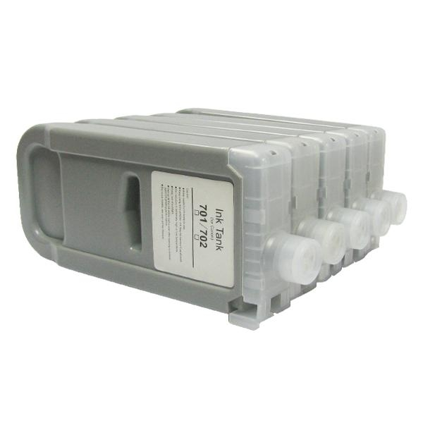 ink cartridge 701 702 for canon 8110 9110 9100 8100 with chip  2