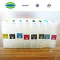 high quality products refillable ink cartridge for epson4800 4880 printer 5