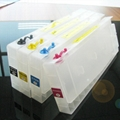 HOT !!refillable ink cartridge for epson