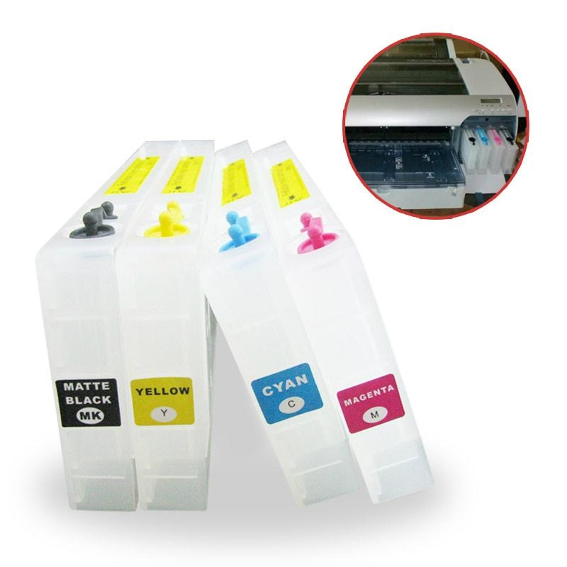 HOT !!refillable ink cartridge for epson 7600 9600 4