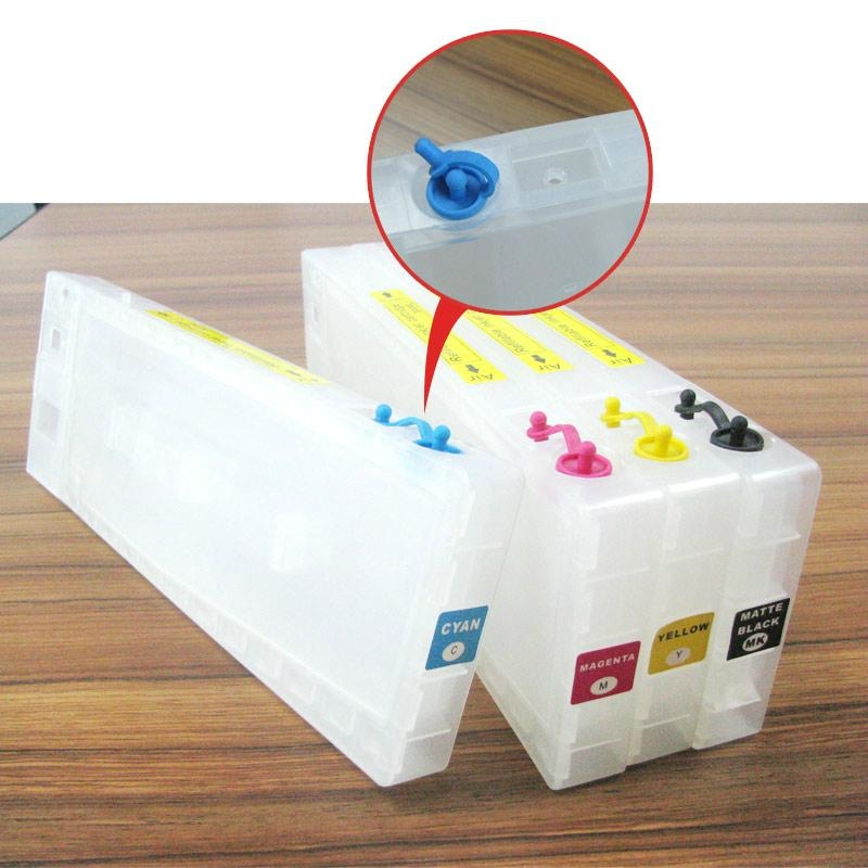 HOT !!refillable ink cartridge for epson 7600 9600 5