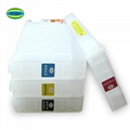 refillable ink cartridge for epson 7600