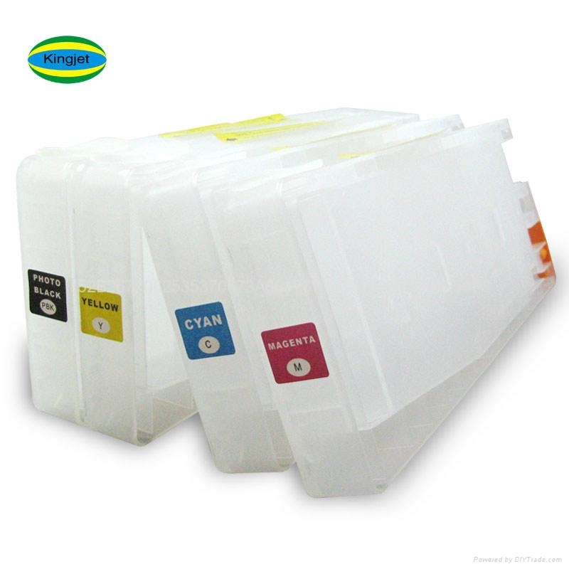 refillable ink cartridge for epson 7600 9600 4000 2