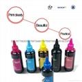Dye Ink for Epson/HP/Canon Inkjet Printer 4