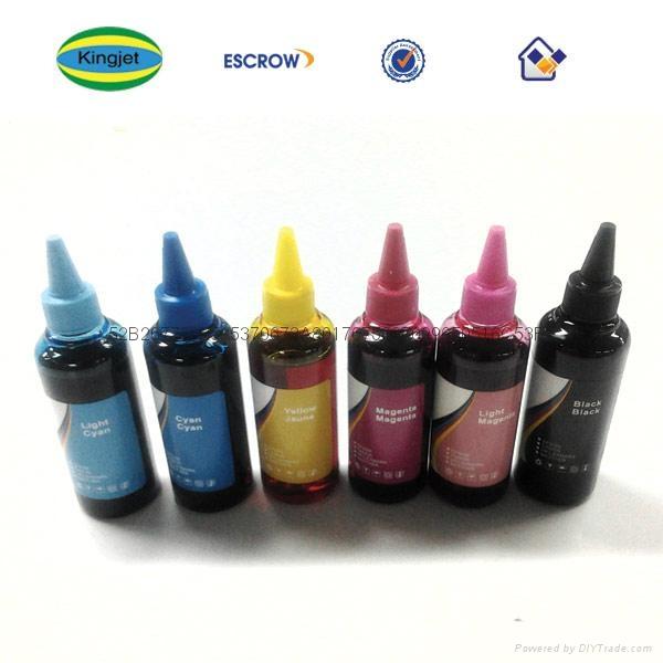 Dye Ink for Epson/HP/Canon Inkjet Printer 3