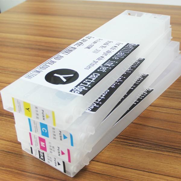 for Mimaki JV3/JV33/JV5/JV4 refillable ink cartridge with permenent chips 4