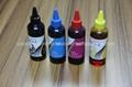 Bulk dye ink/waterproof inkjet printer ink/refill bulk sublimate ink 3