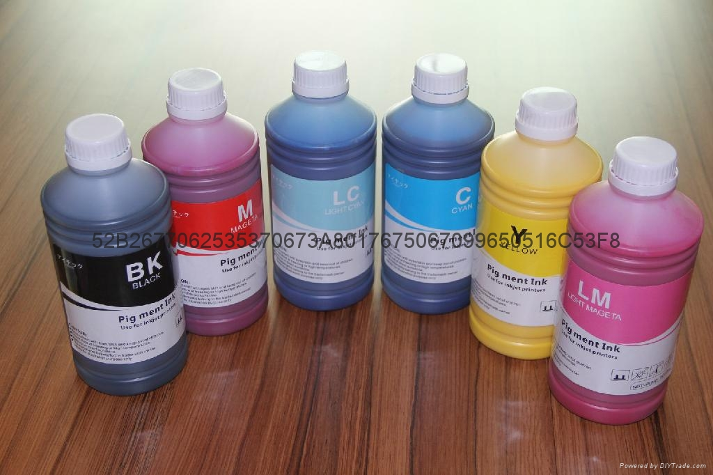 Pigment ink for epson 7700 9700 7710 9710 4000 7000 4800 4880 7400 9400printer 1